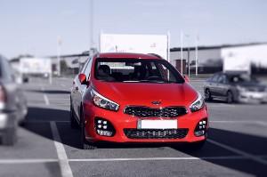 Kia Ceed 2016 frontparti bild 1 CC0 licens
