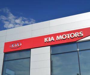 Kia-handlare i Sverige bild