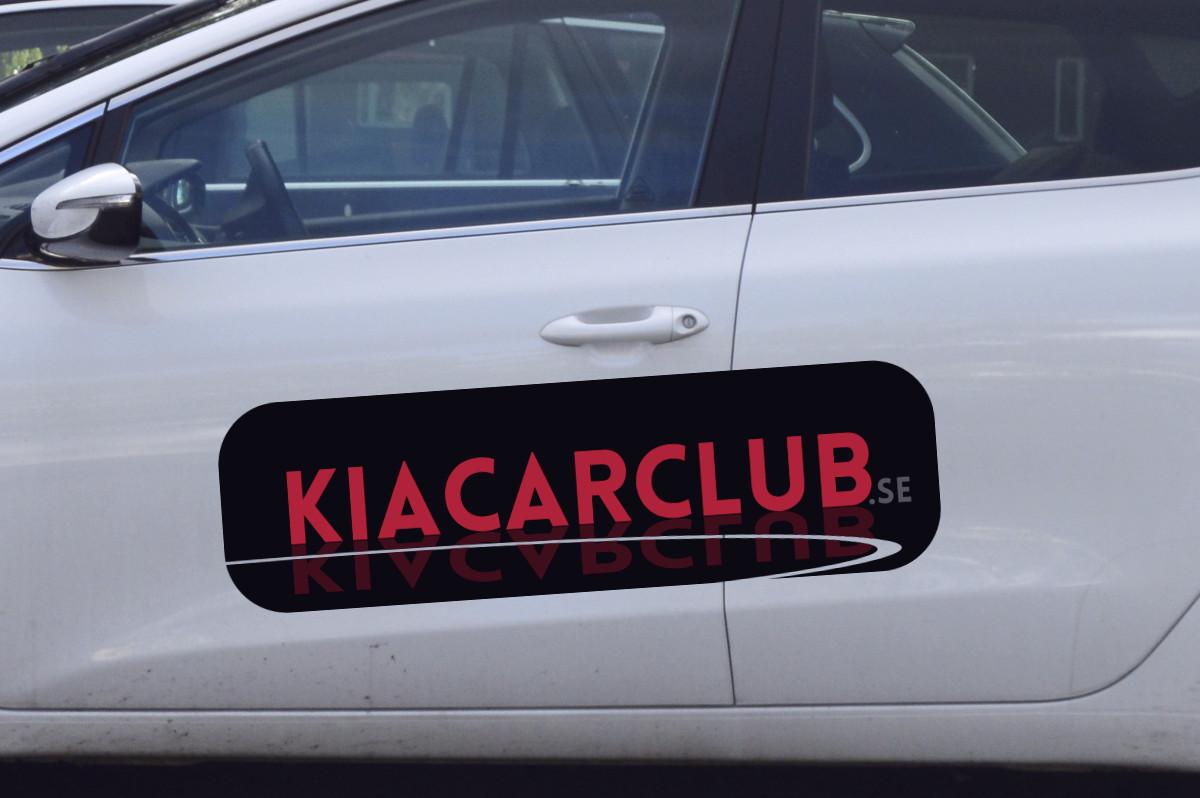 KiaCarClub.se logo forumdekaler bild